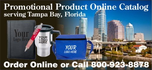 Promotional Products Tampa Bay, Florida